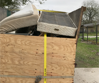 Complete Trash Cleanup - Texas