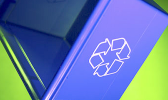 Recycle Bin for Trash Cleanup - Texas